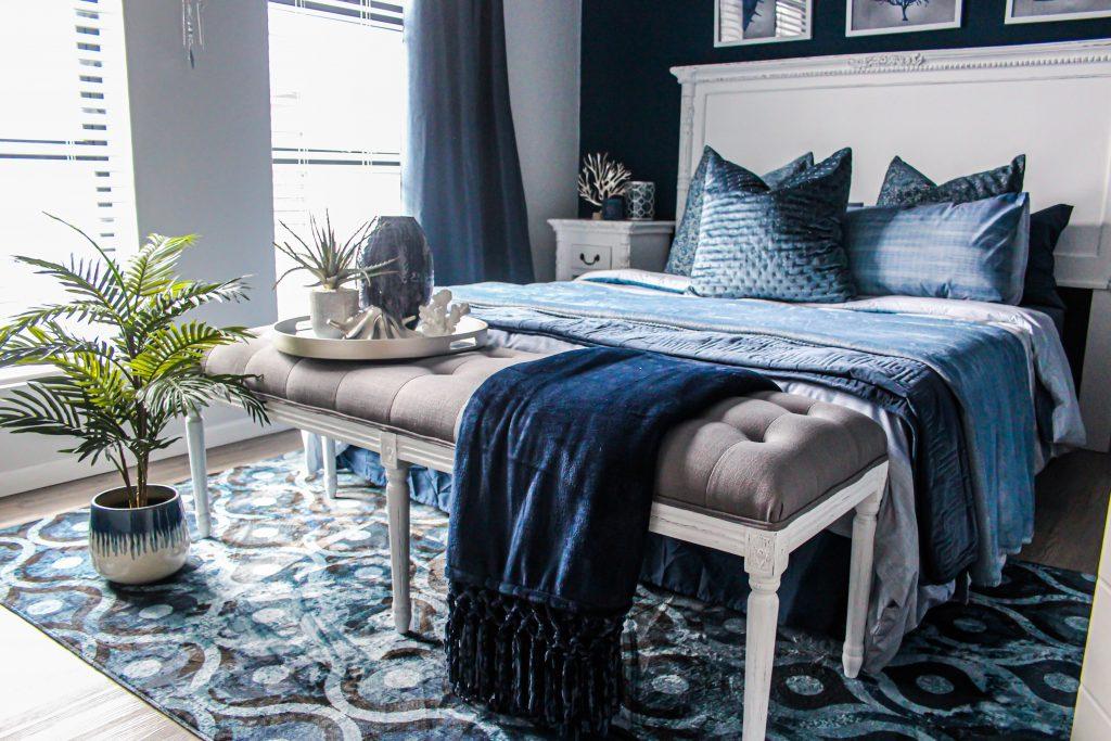 lit décoration d'intérieur